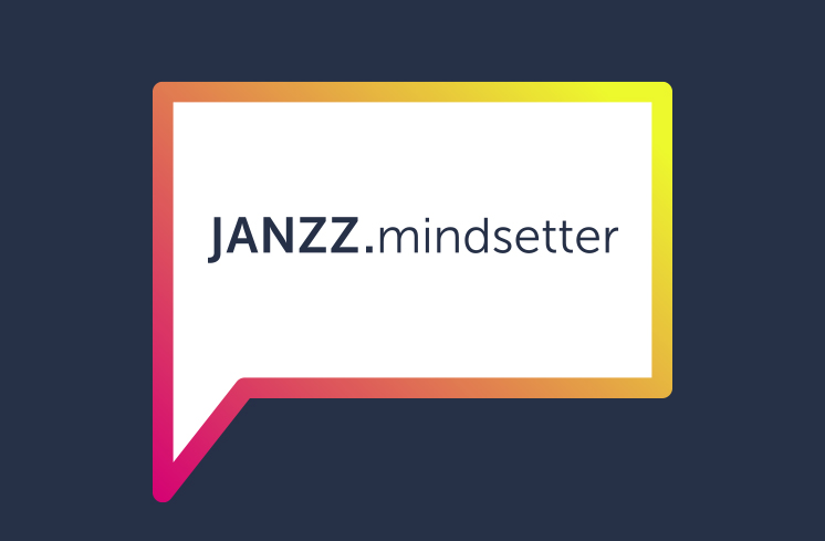 JANZZ Mindsetter - Interview with Dr. Wen Hua